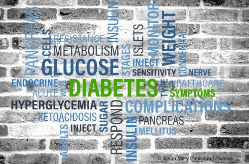 Diabetes-Symptome