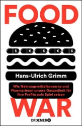 Buch: Buch: Hans-Ulrich Grimm - Food War