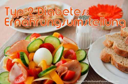 Typ-2-Diabetes-Ernährungsumstellung